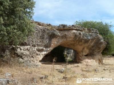 Ciudad Encantada de Tamajón - Retiendas - Almiruete;rutas sierra de madrid;